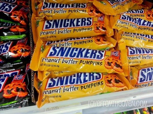 Halloween Snickers
