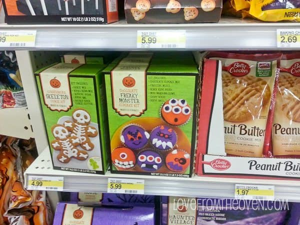 Halloween Baking Kits