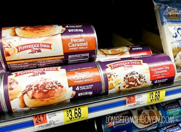 Fun Fall Food Finds at Walmart • Love From The Oven