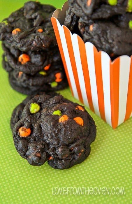 Chocolate Chocolate Cookie Recipe -19