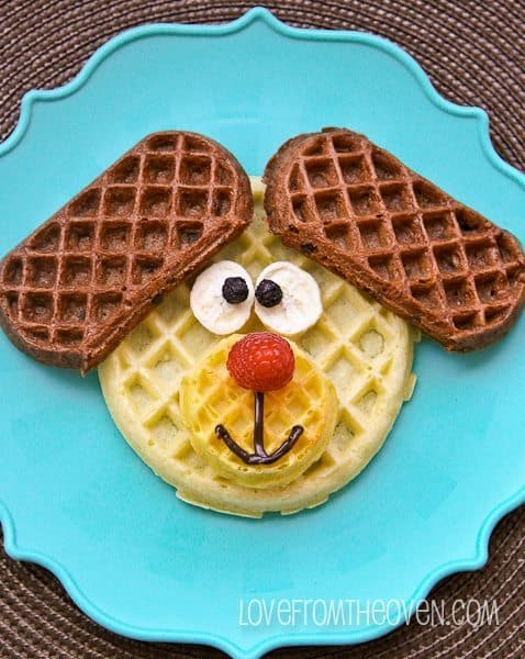 Fun With Waffles