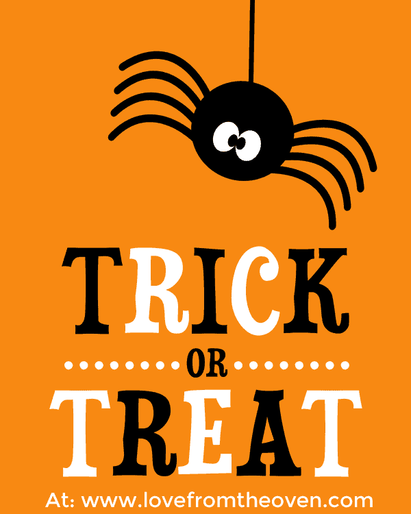 Free Halloween Printable copy