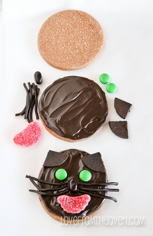 How To Make Cat Cookies