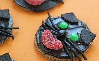 Halloween Cookies-8
