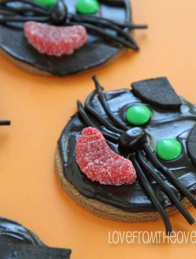 Fun And Easy Halloween Cookies