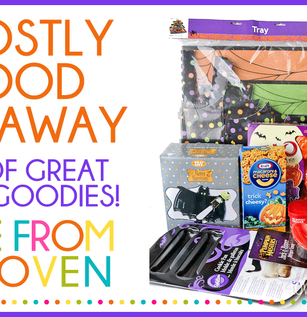 Halloween Giveaway Time!
