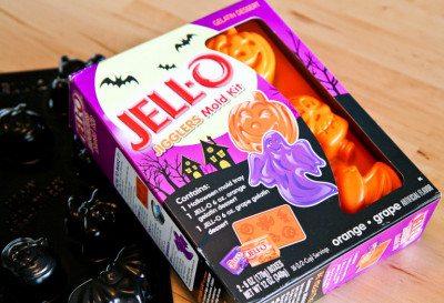 Halloween Jello