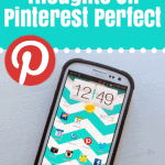 A Blogger's Thoughts On Life In The Pinterest Perfect Era