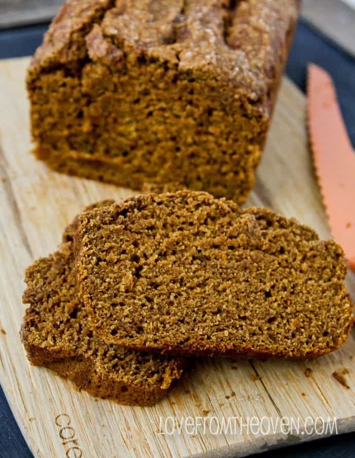 Simple Pumpkin Bread Recipe