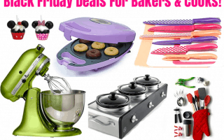 Black Friday Deals For Cooks And Bakers