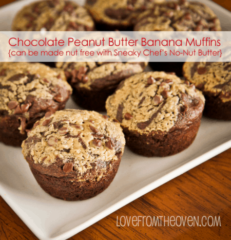 Chocolate-Peanut-Butter-Banana-Muffins-by-Love-From-the-Oven-650x675