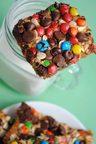 Monster Magic Cookie Bar Recipe