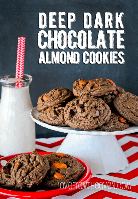 Chocolate Almond Cookie Recipe