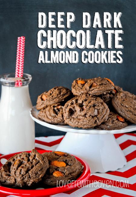 Dark Chocolate Cookie Recipe