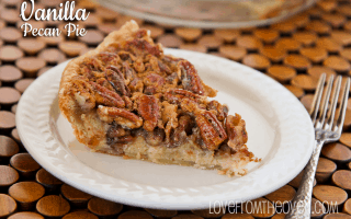 Recipes for pecan pie