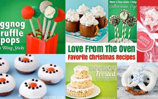 Favorite Christmas Dessert Recipes