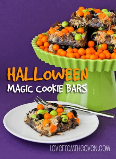 Holiday Magic Cookie Bar Recipe