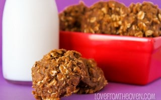 Healthy Pumpkin Cookies