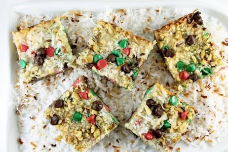 Gingersnap Cookie Bar Recipe