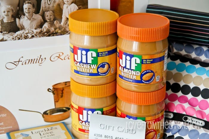 Jif Almond And Cashew Butters-2