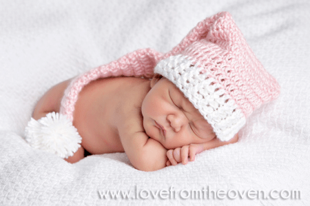 Newborn Photo by Meggan Jacks Photography