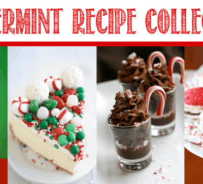 Candy Cane And Peppermint Recipes