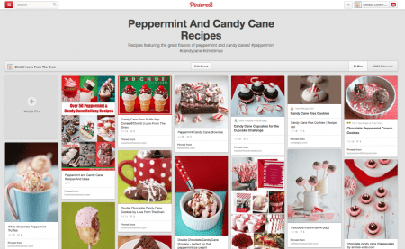 Candy Candy And Peppermint Recipes
