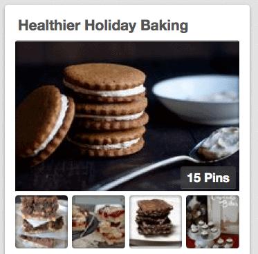 Lightened-Up Holiday Recipes