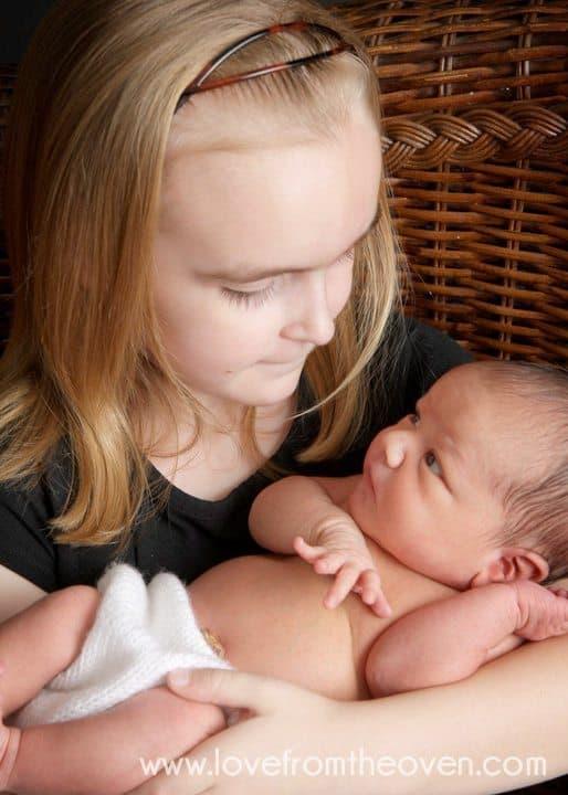 Sisters through adoption