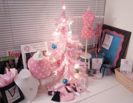 Little Pink Tree