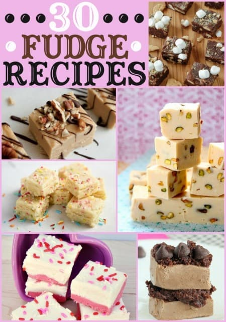 30 Fudge Recipes