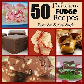 50 Fudge Recipes