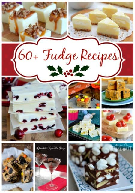 60 Fudge Recipes