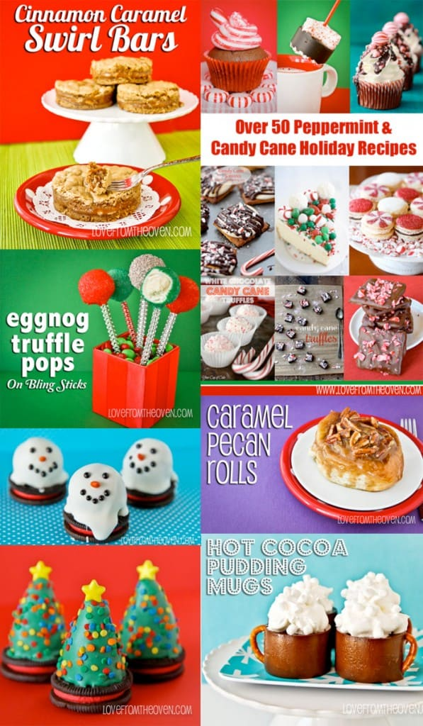All Of My Favorite Christmas Recipes In One Place.  So many great options!