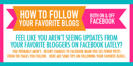 Ways To Follow Your Favorite Blogs