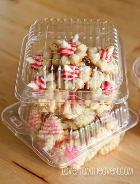 Containers For Cookies
