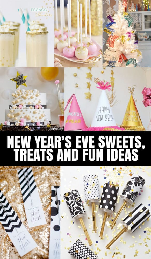 Fun New Years Eve Ideas Love From The Oven