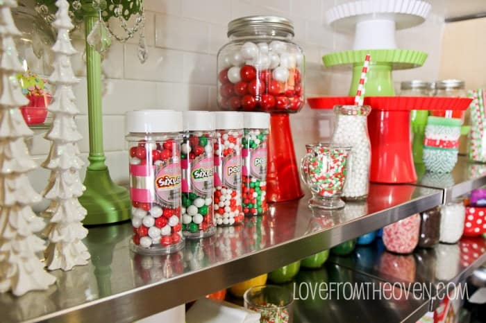 Holiday Decorating With Candy And Baking Supplies-17