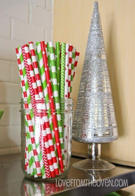 Cute straws