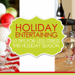 Holiday Entertaining Tips And My Favorite Fondue