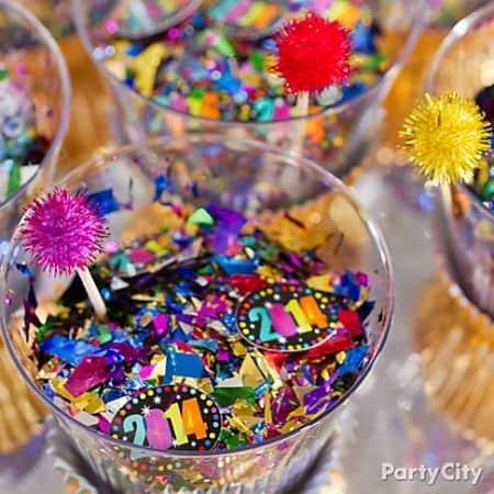 Confetti Mocktails
