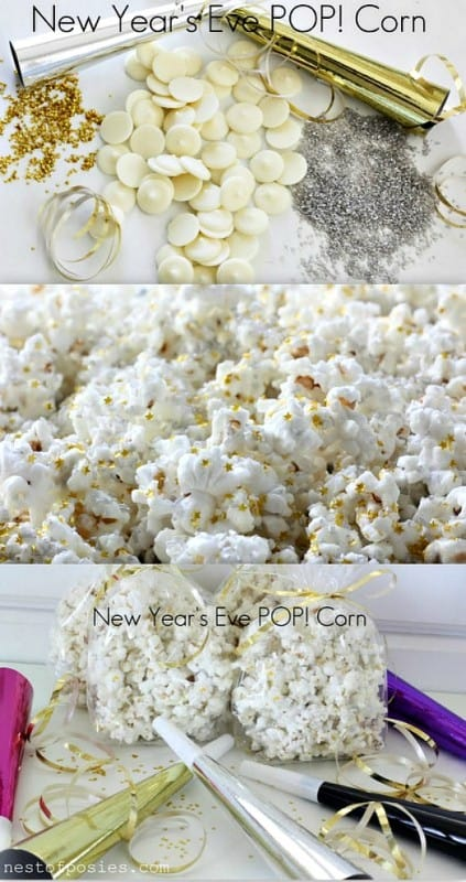 New Years Eve POP Corn