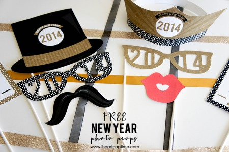New Years Eve Props
