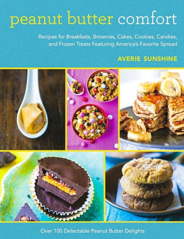 Peanut Butter Comfort Cookbook