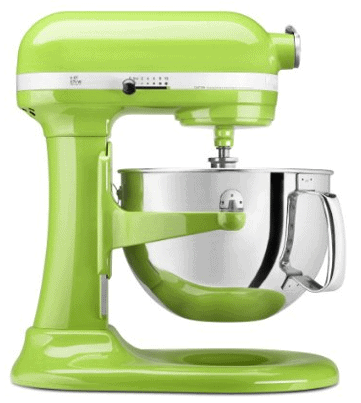 Green KitchenAid