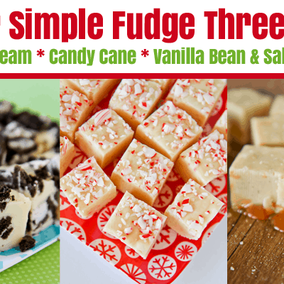 Cookies And Cream Fudge Recipes