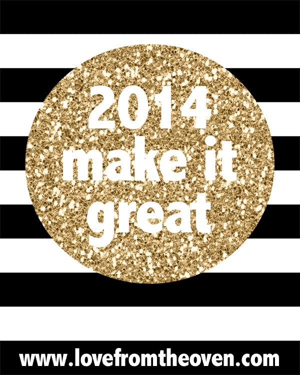 2014 - Let's Make It Great!