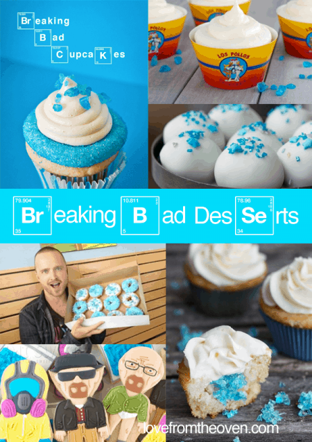Breaking Bad Desserts
