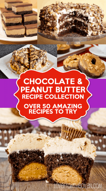 Chocolate And Peanut Butter Recipe Collections
