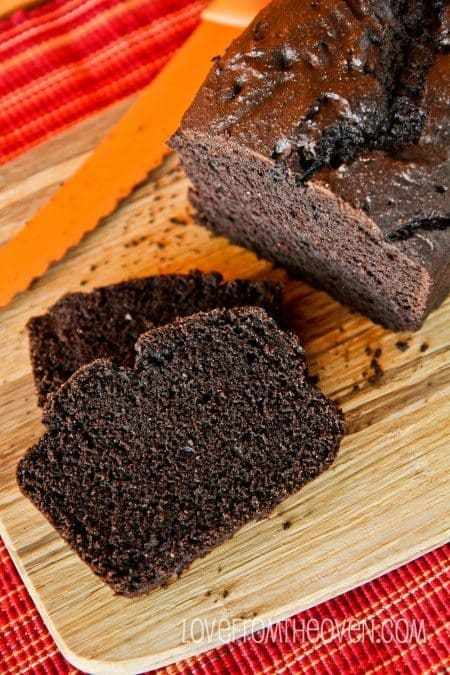 Chocolate Bread Recipe
